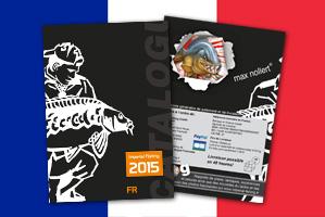 Katalogbutton französisch
