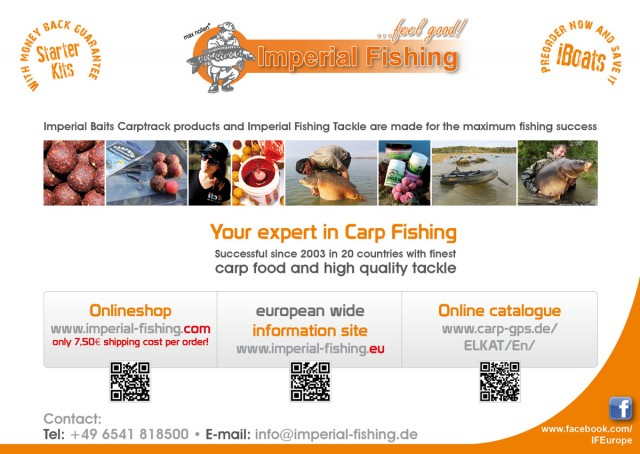 Carp World april fb