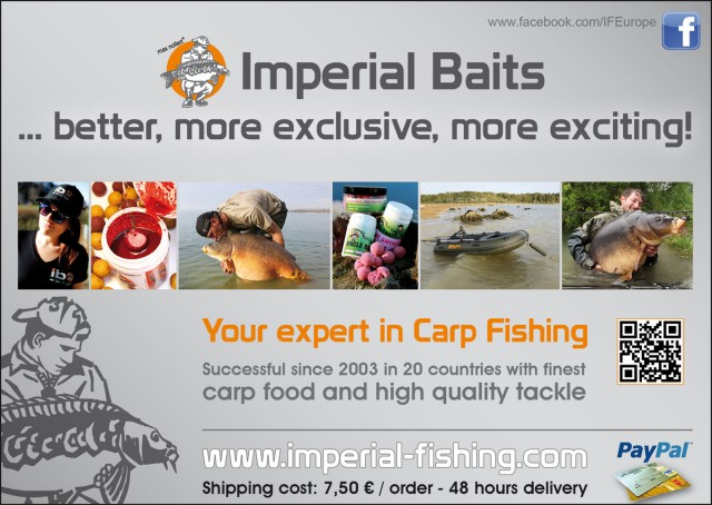 Carp World may 1200