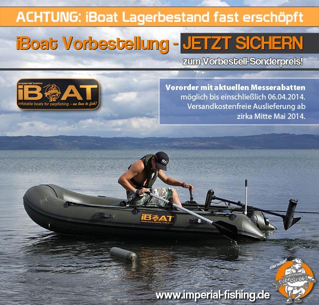 iBoat Vorbestellungen 640