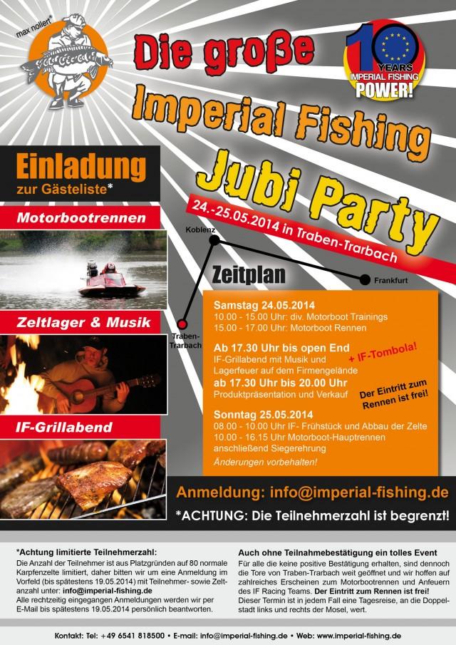 Jubi Party 1500