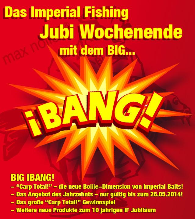 big iBang Wochenende