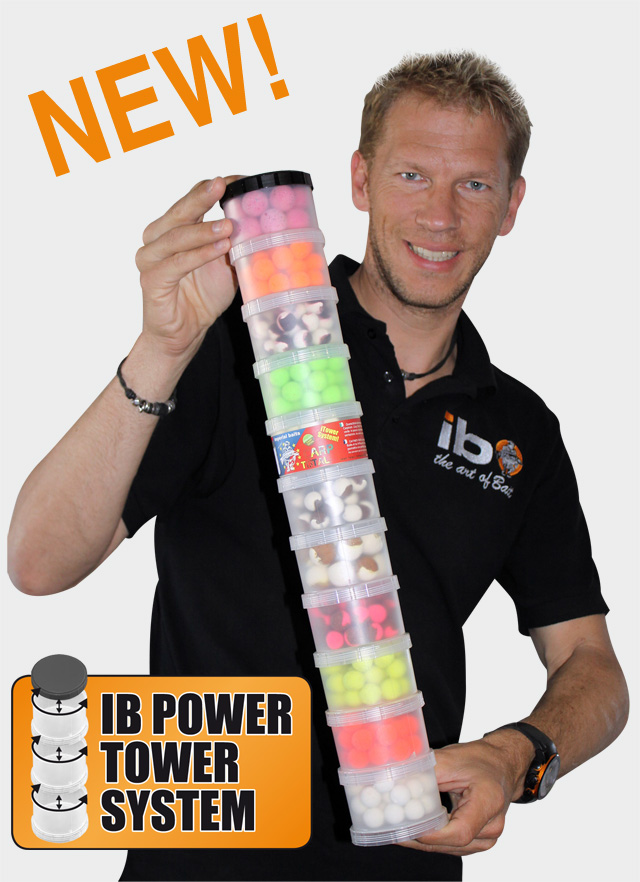 IB POWER TOWER max freisteller iblog