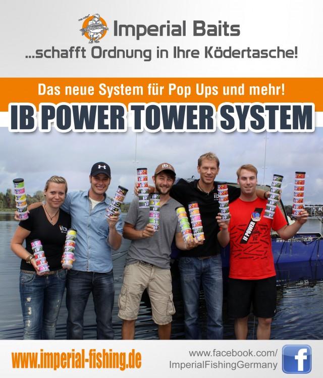 Gruppenbild IB Power Tower Action