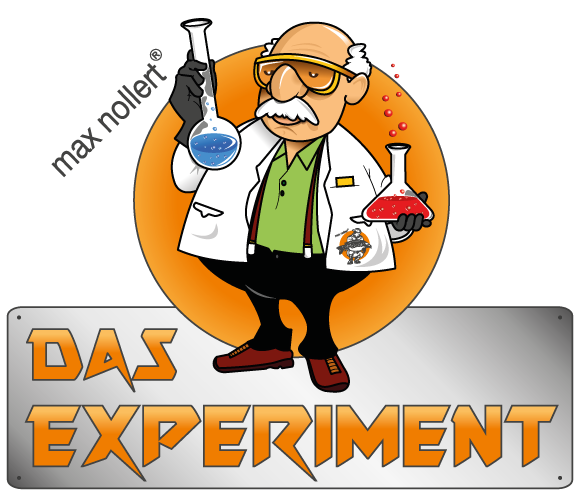 Das Experiment Logo frei