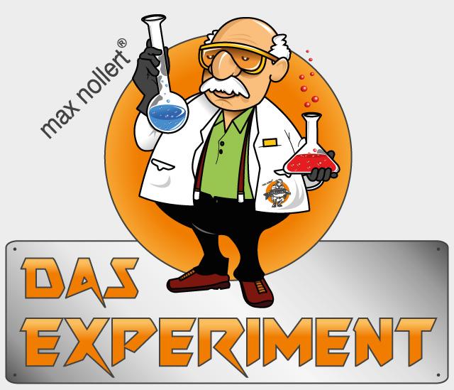 Das Experiment Logo iBlog