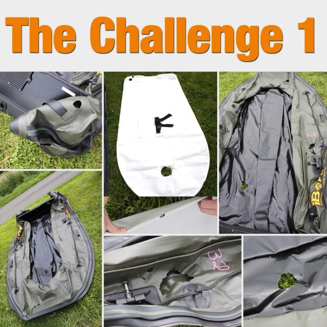 iboat320 the challenge