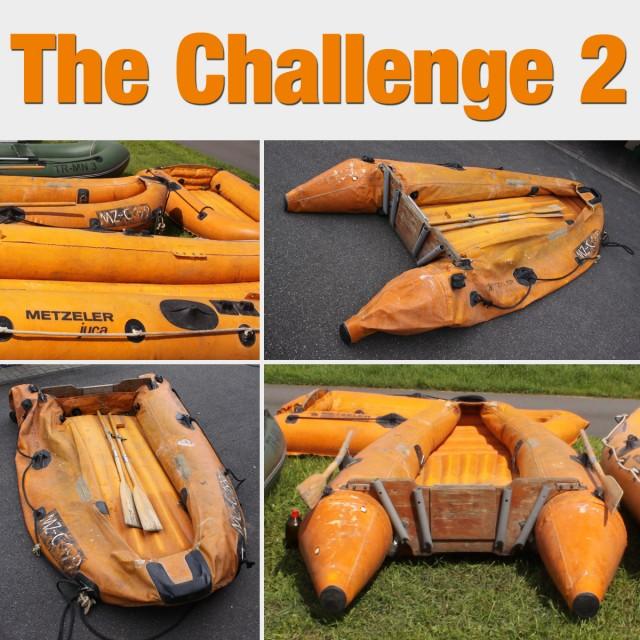 metzeler challenge