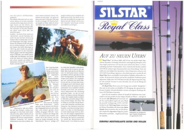 Karpfenscene Heft 5 1995 Seite 4-5
