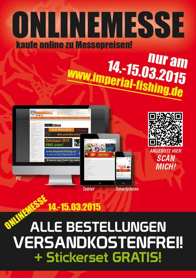 Onlinemesse Flyer 2015 DE