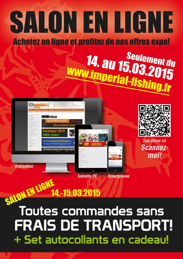 Onlinemesse Flyer 2015 FR