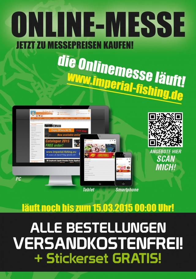 Onlinemesse läuft DE