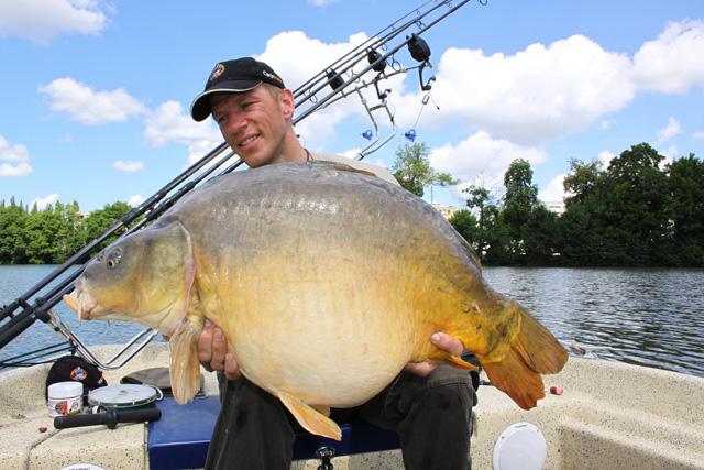 Max Nollert Sommerfisch