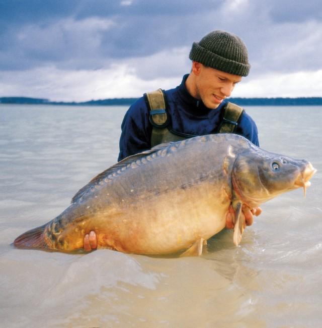 23,6kg Lac Du Der 1997 max nollert