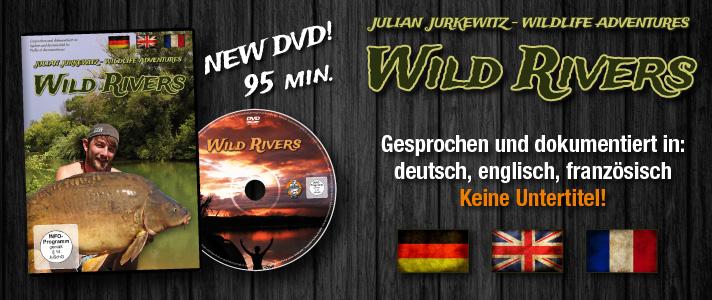 DVD Wild Rivers