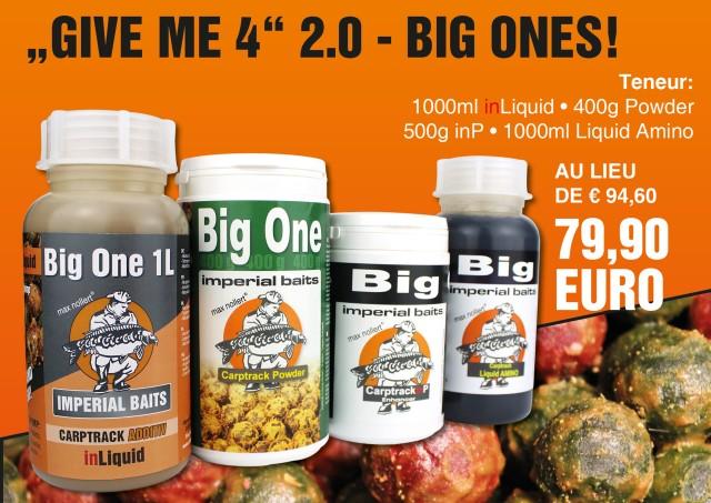 give me 4 big one