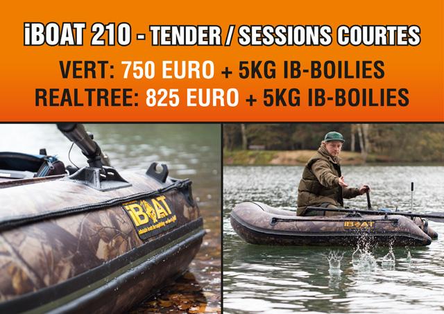 iBoat 210 DINA3 FR