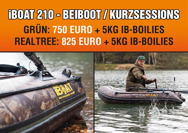 iBoat 210 DINA3