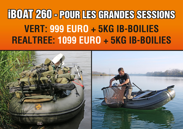 iBoat 260 DINA3 FR