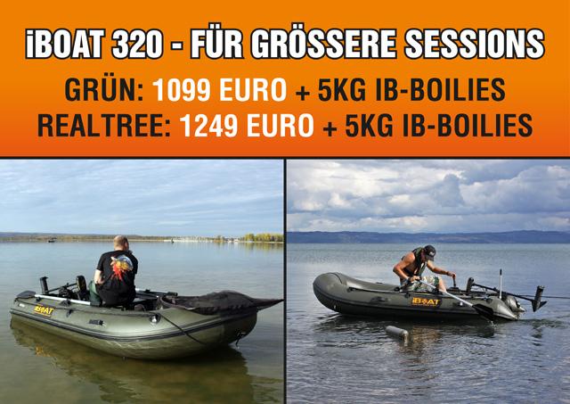 iBoat 320 DINA3