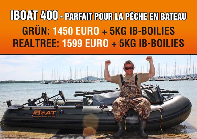iBoat 400 DINA3 FR