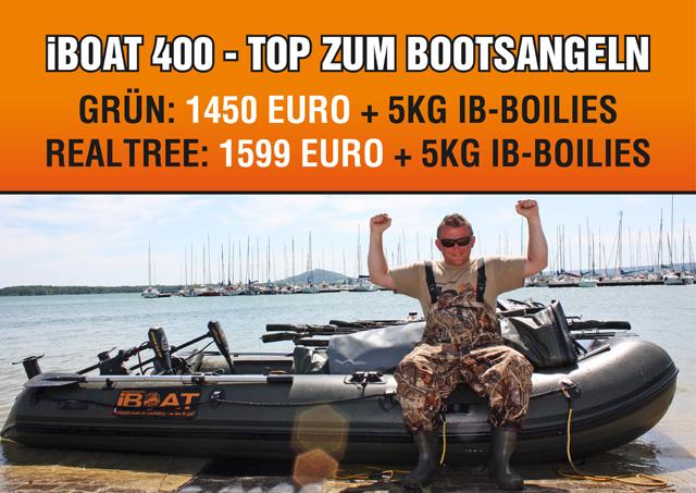 iBoat 400 DINA3