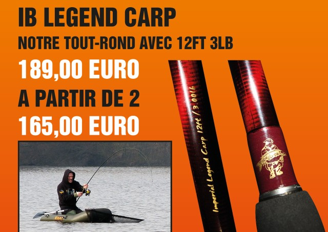 legend carp