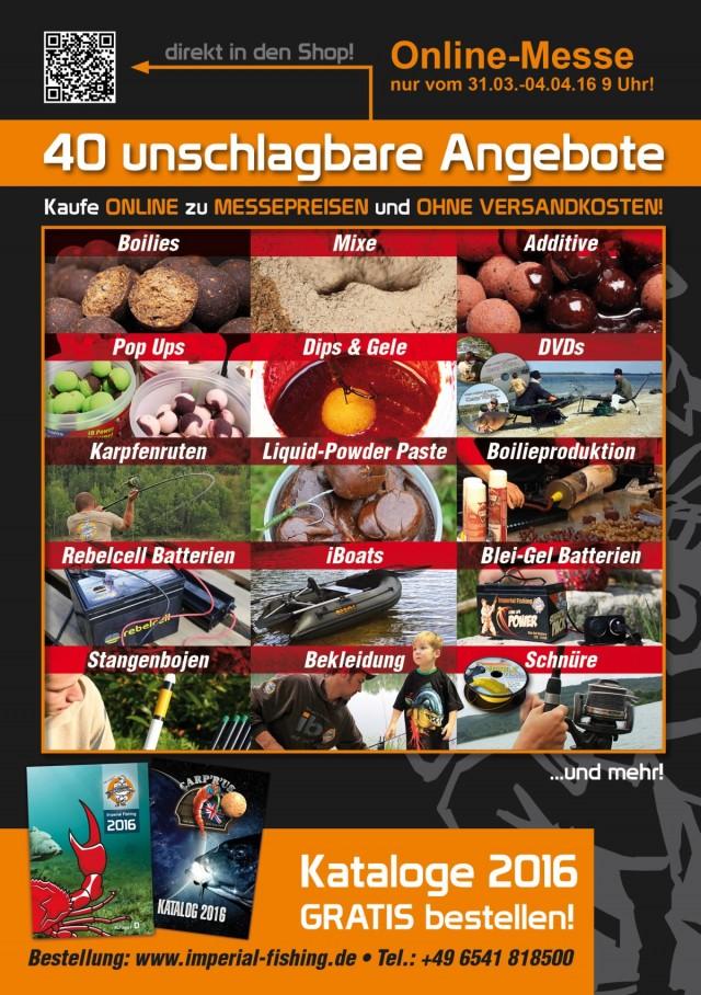 Onlinemesse ankündigung DE2
