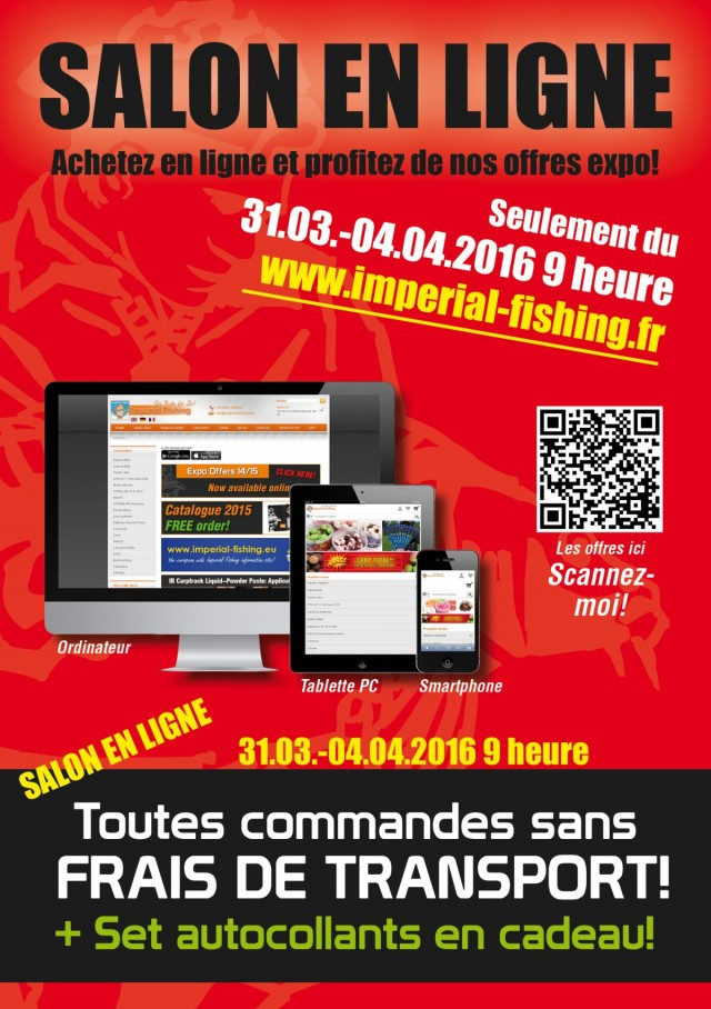 Onlinemesse ankündigung FR