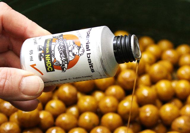 Imperial Baits Carptrack NHDC - natürlicher Sweetner