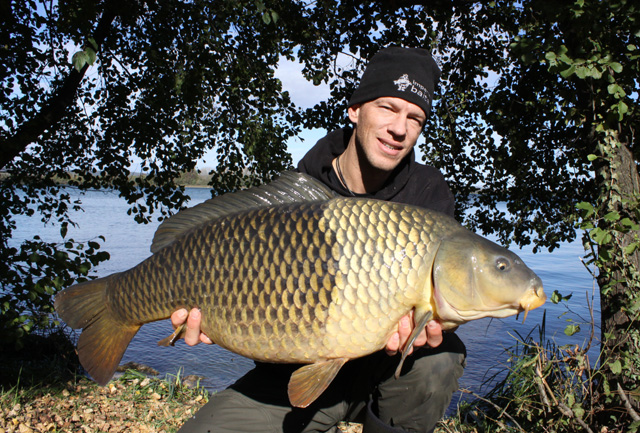 Two Tone common on worm up