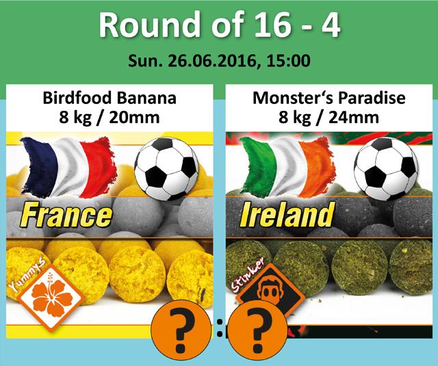 frankreich - irland