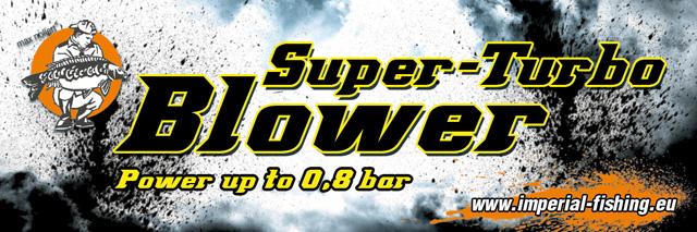 Aufkleber Super Turbo Gebläse