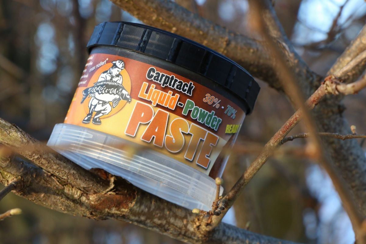 Die IB Carptrack Liquid-Powder Paste.