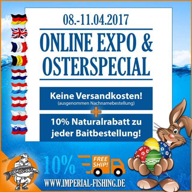Osterspecial Online Expo DE 719