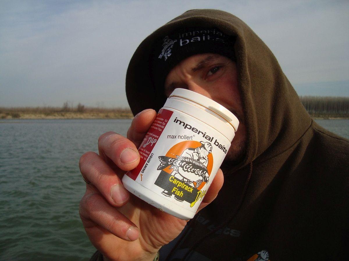 IB Carptrack Amino Dip Fish