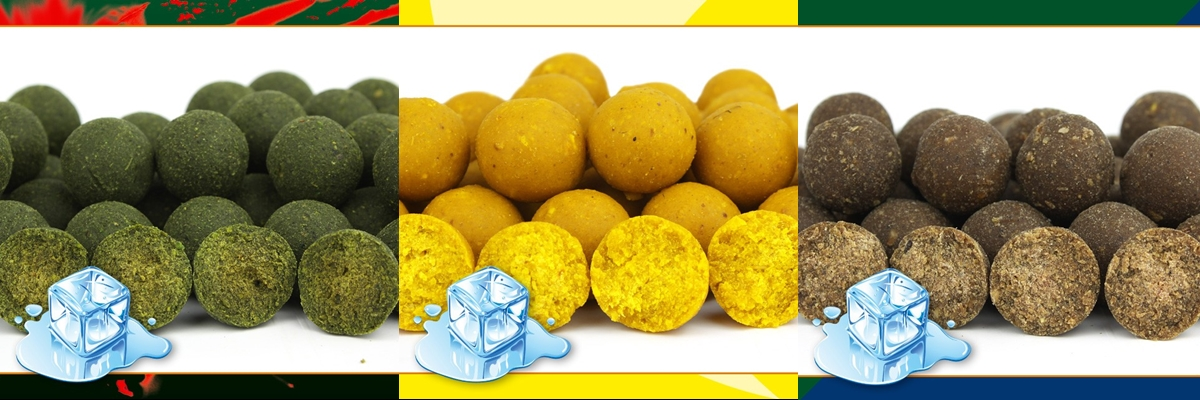 IB Carptrack Cold Water Boilies