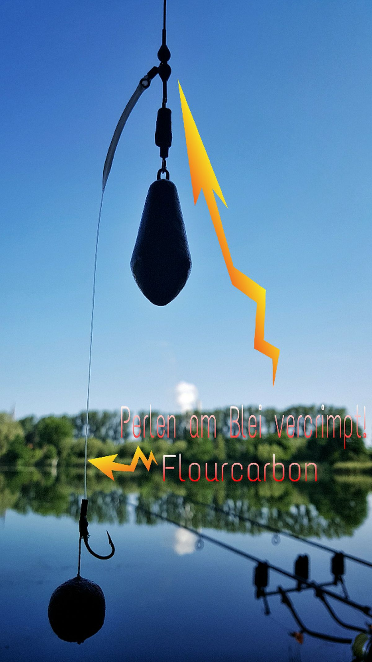 Helikopter-Rig-Flourcarbon