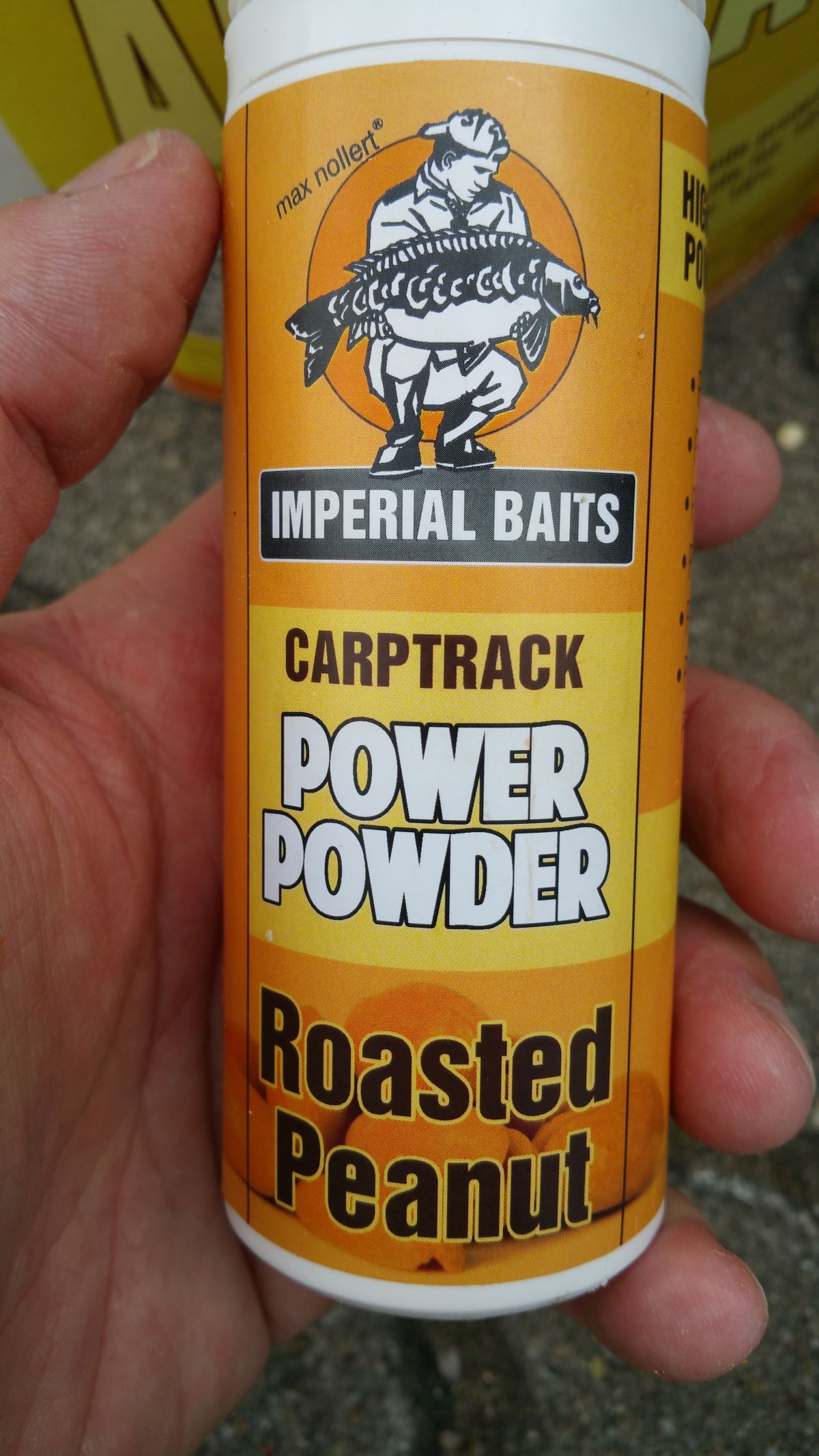 IB Carptrack Power Powder Roasted Peanut