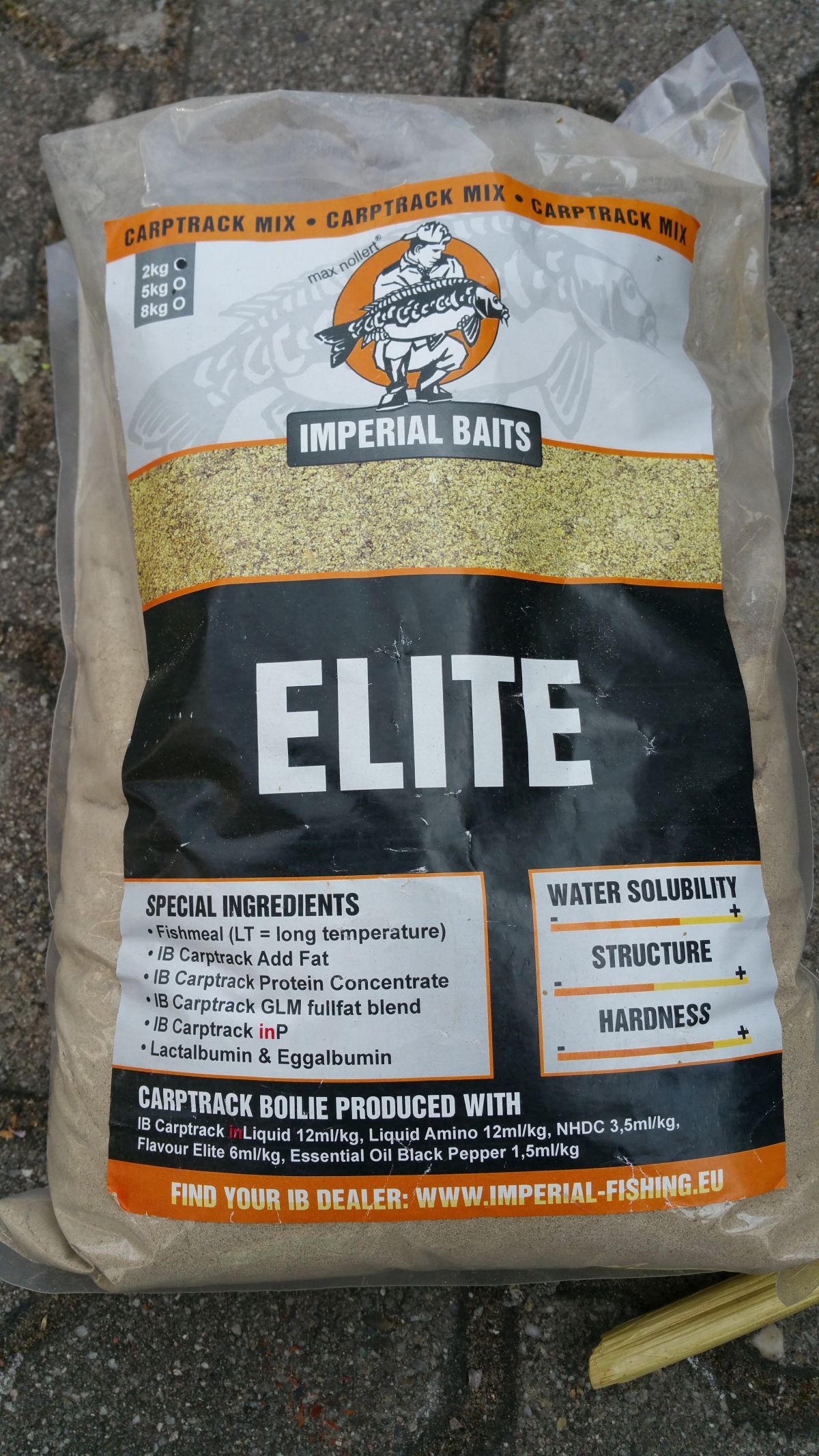 IB Carptrack Mix Elite