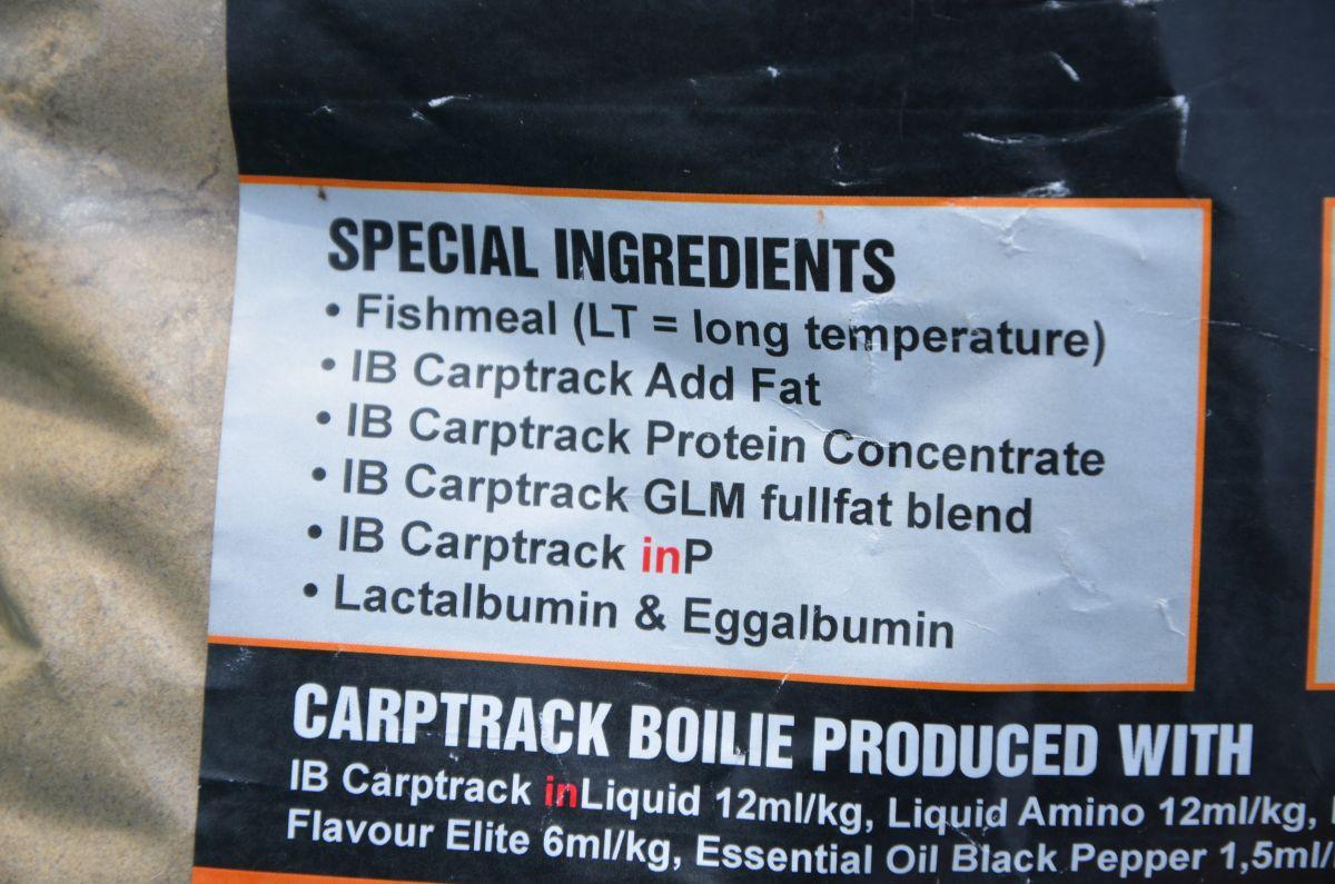 IB Carptrack Mix Elite Inhaltsstoffe