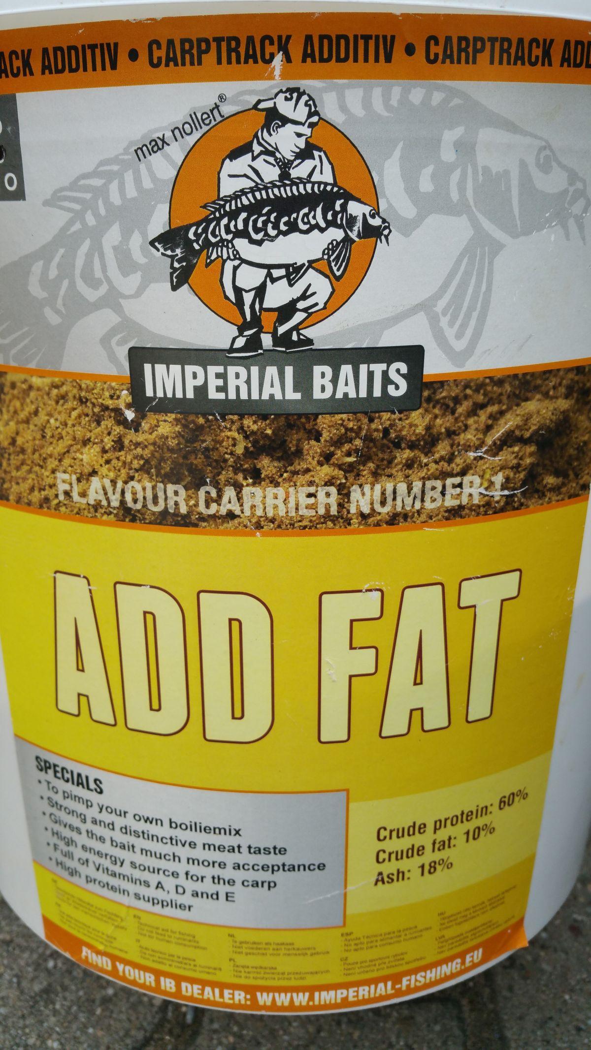 IB Carptrack ADD FAT