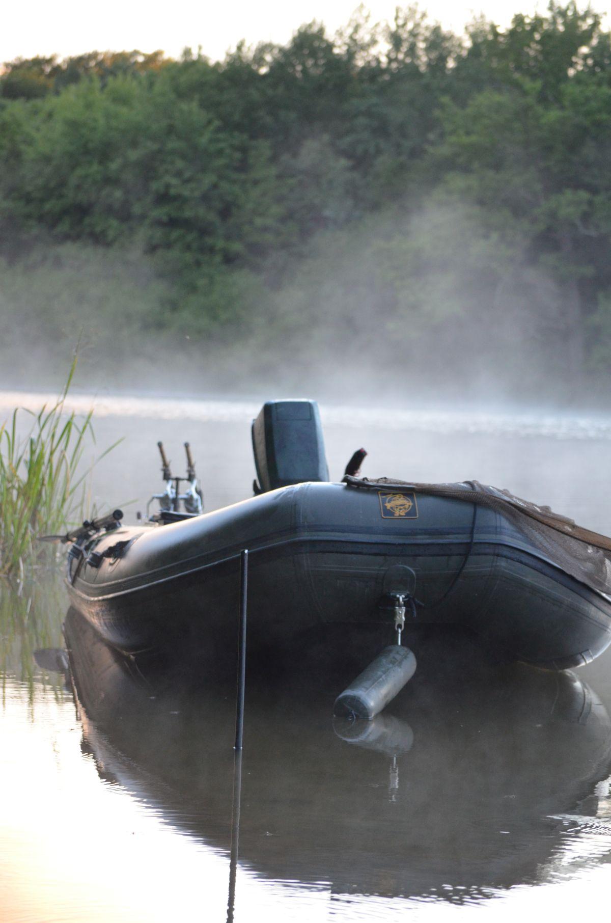 Philip Jakob, Imperial Fishing, Pech und Pannen