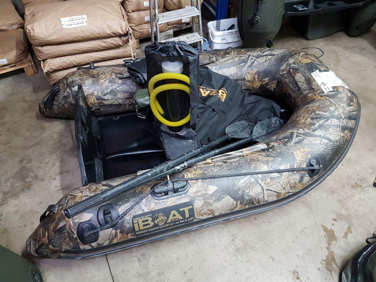 iBoat 210 – realtree