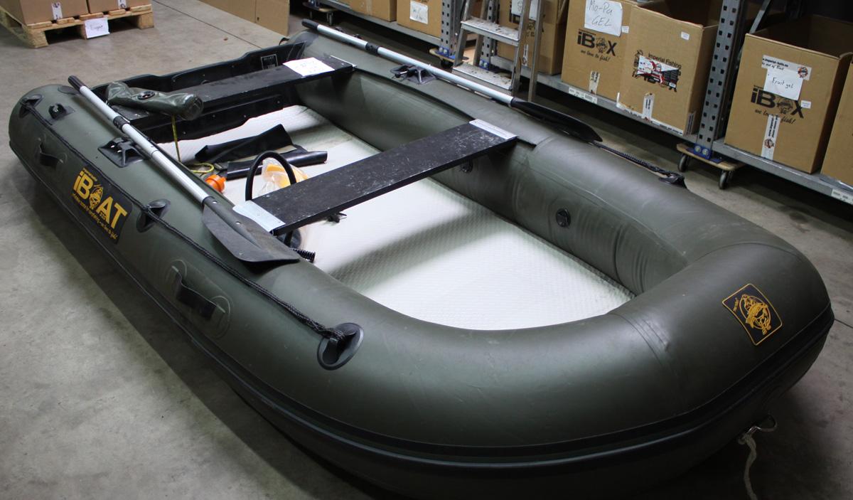 iBoat 320 - green