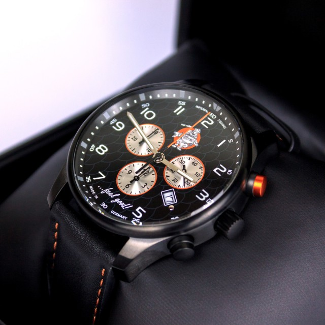Neuware: IB Team Watch - made in Germany