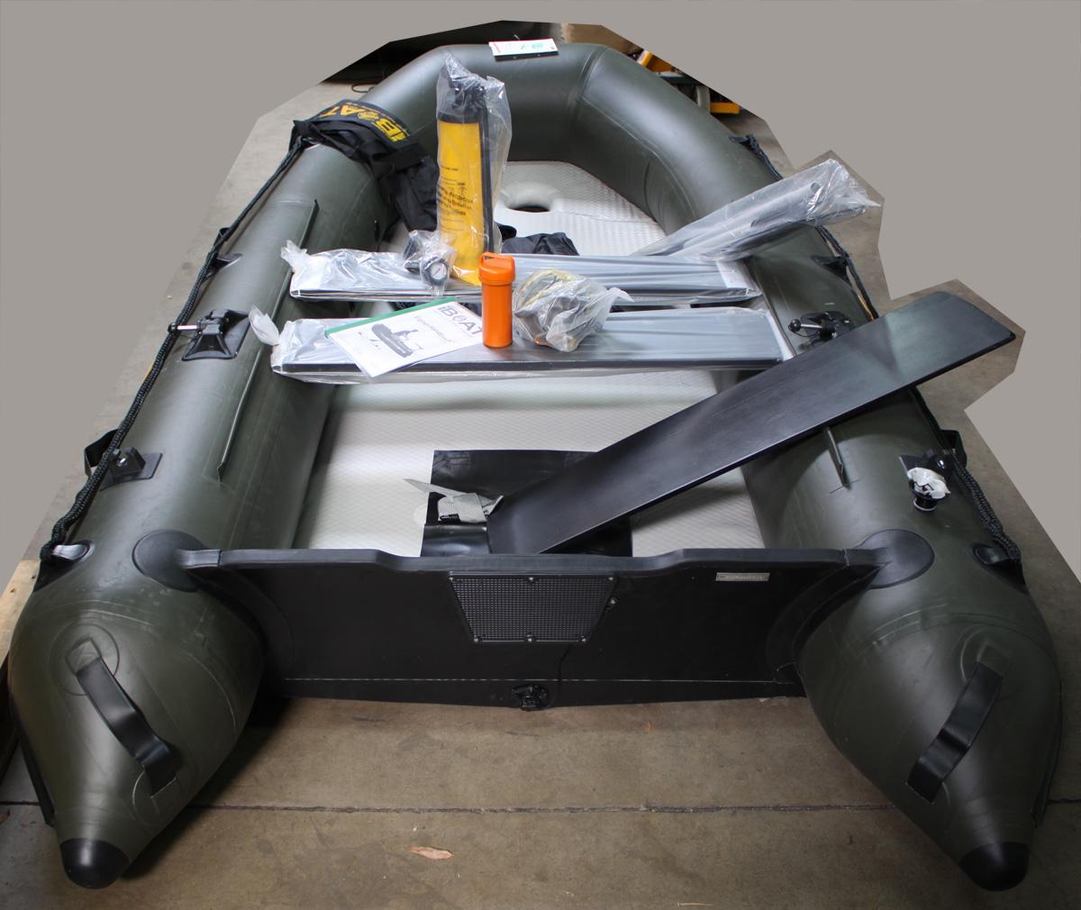 iBoat 320 - grün