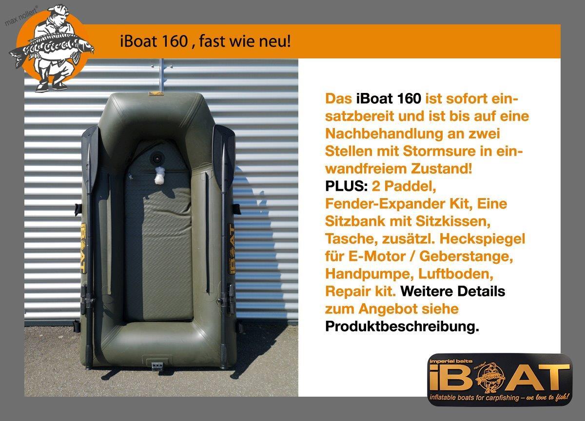 iBoat 160