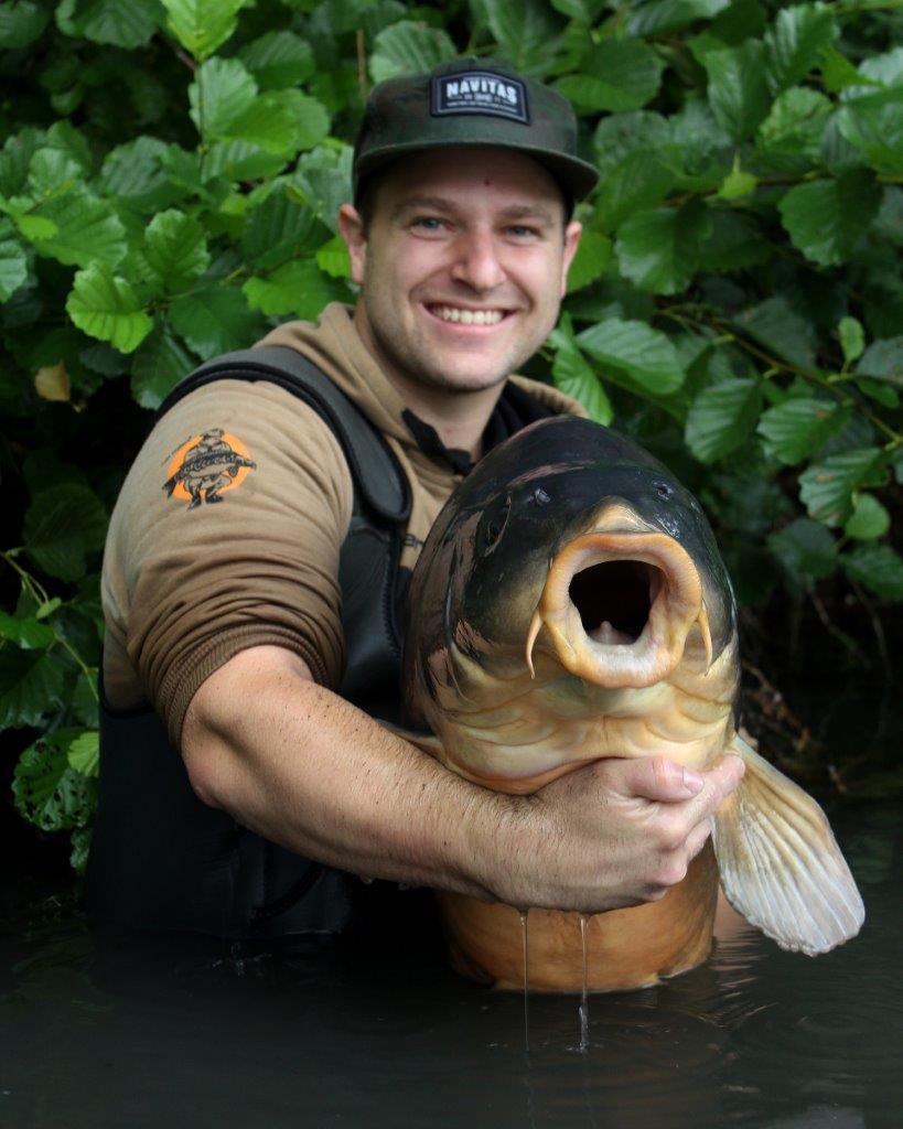 Fische fangen und manchmal auch etwas größere - Imperial Fishing