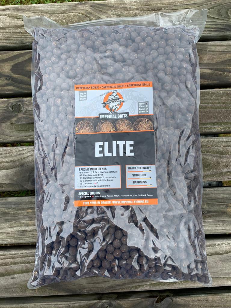 IB Carptrack - Elite Boilie - 10 kg / 16 mm
